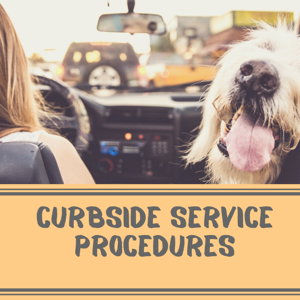 Continuing Curbside Service